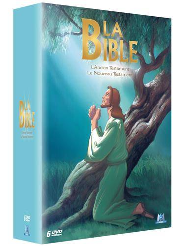 COFFRET LA BIBLE L'INTEGRALE - 6 DVD