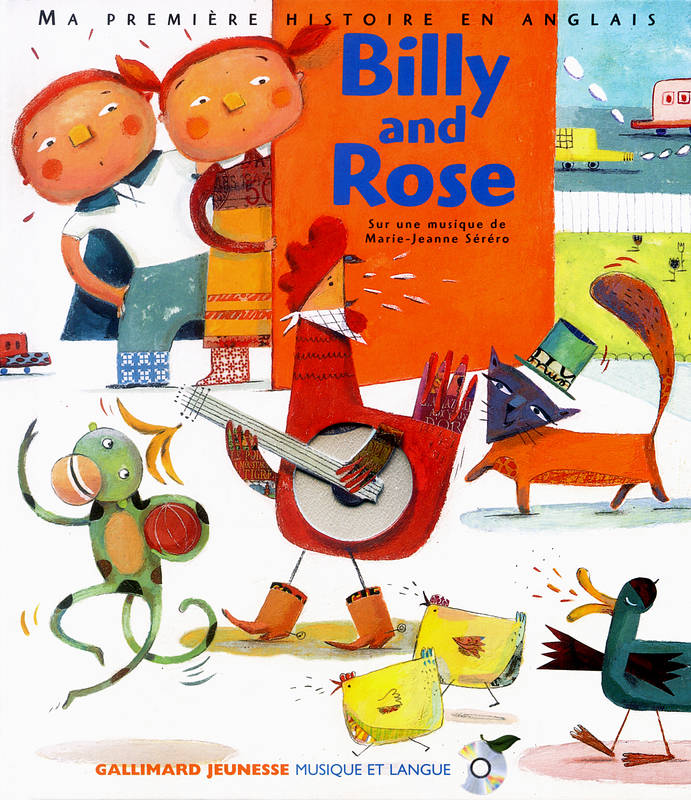Billy and Rose, Ma première histoire en anglais