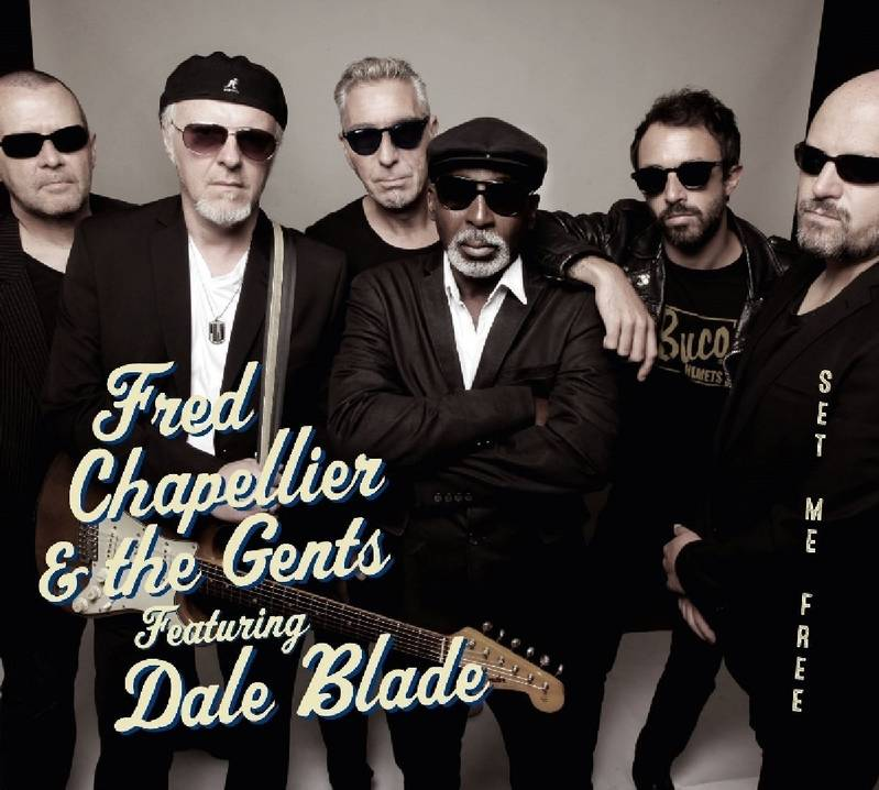 Fred Chapellier Set Me Free Cd