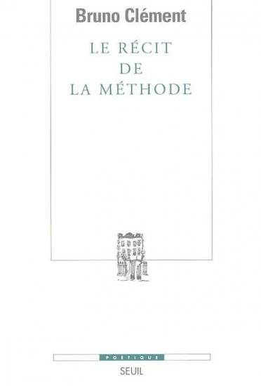 LE RECIT DE LA METHODE