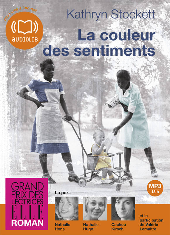 La Couleur des sentiments, Livre audio 2 CD MP3 - 646 Mo + 582 Mo