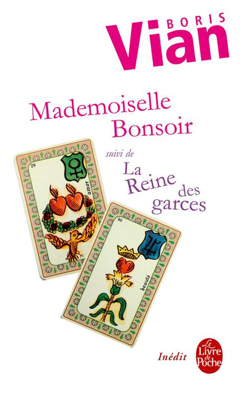 livre mademoiselle bonsoir boris vian le livre de poche livre de poche sf 9782253128977. Black Bedroom Furniture Sets. Home Design Ideas