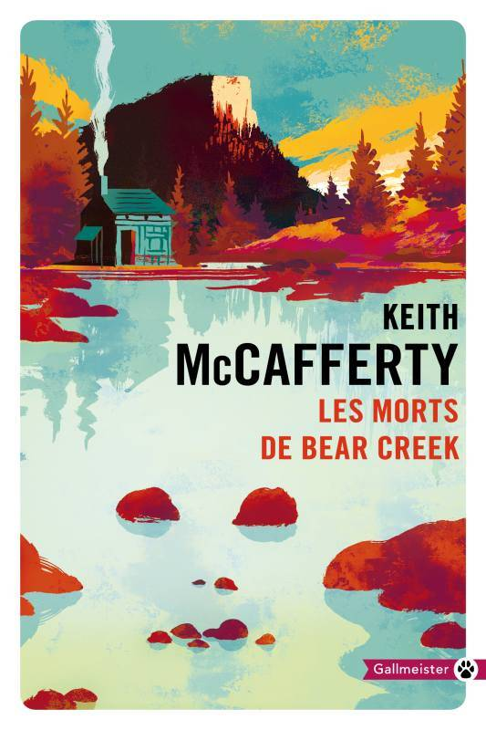 Les morts de Bear Creek, Roman
