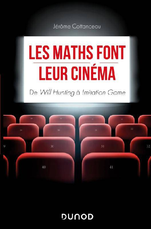 Les maths font leur cinéma - De Will Hunting à Imitation Game, De Will Hunting à Imitation Game
