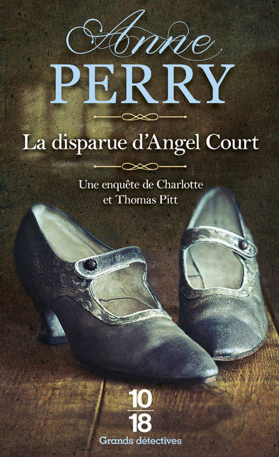 La Disparue d'Angel Court -poche-