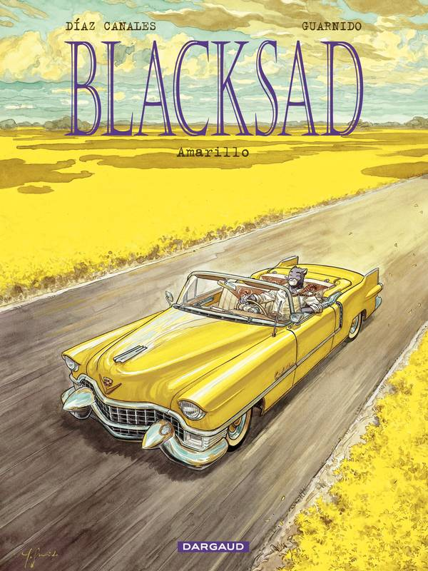 Blacksad., Blacksad – Tome 5 – Amarillo