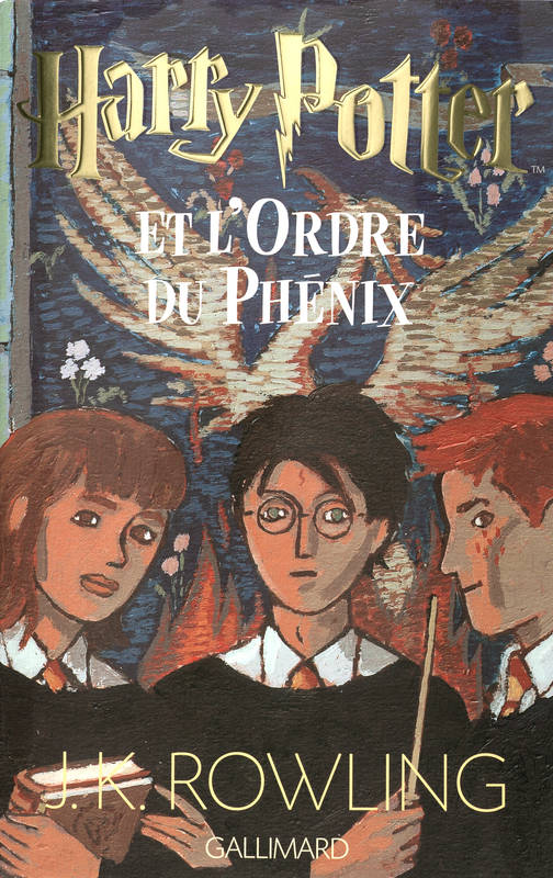 Harry Potter., Harry Potter, V : Harry Potter et l'Ordre du Phénix, 5