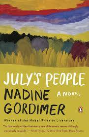 NADINE GORDIMER JULY'S PEOPLE