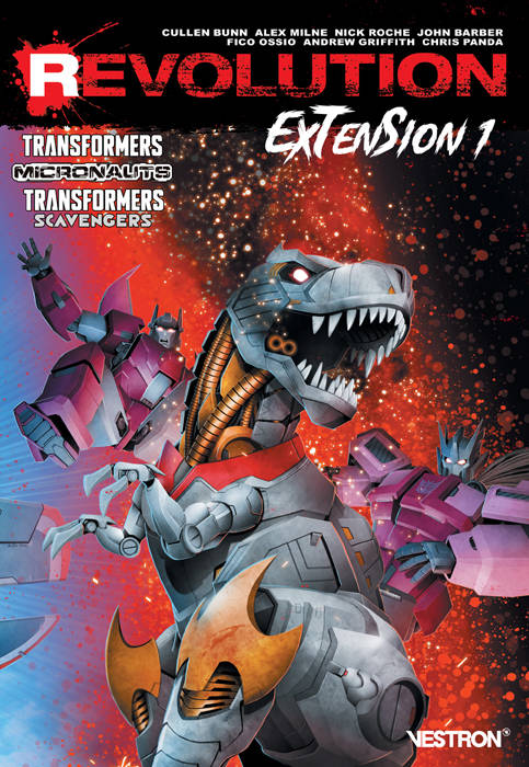 Revolution Extension, Extansion 1