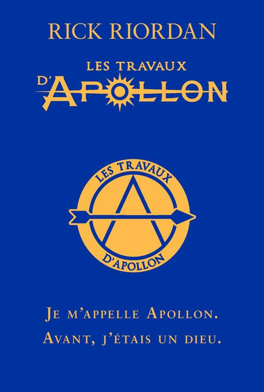 LES TRAVAUX D'APOLLON T1 - COLLECTOR, L'oracle caché