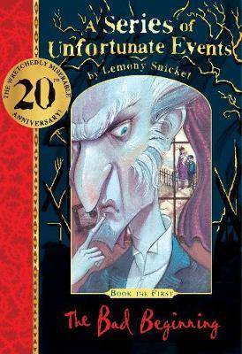 THE BAD BEGINNING (A SERIES OF UNFORTUNATE EVENTS, 1)