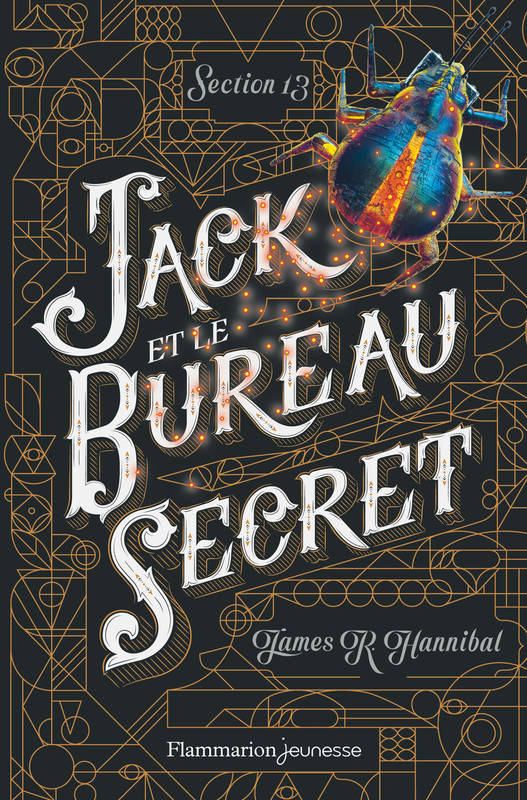1/SECTION 13  -JACK ET LE BUREAU SECRET