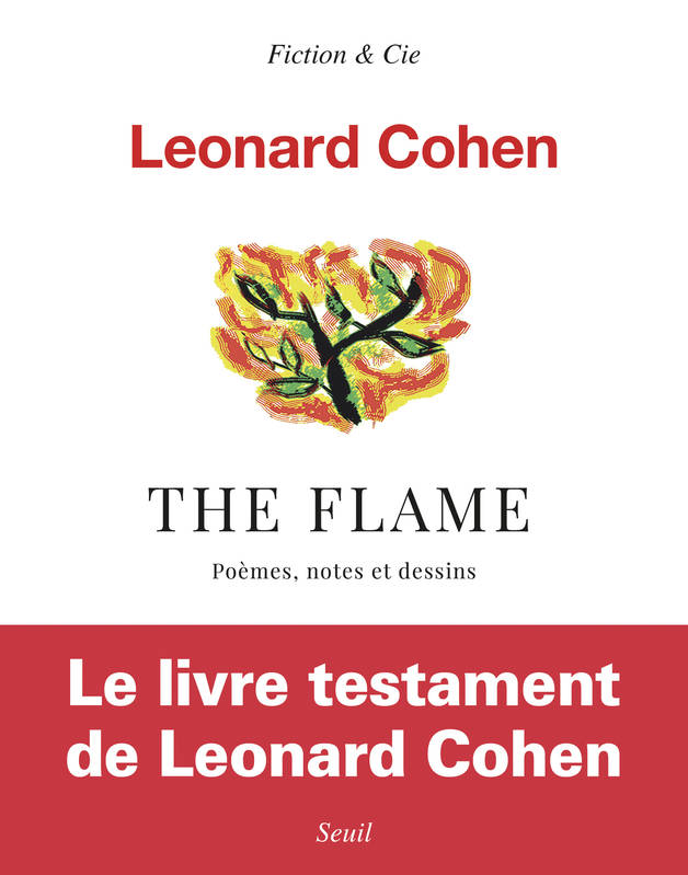The Flame - Poèmes, notes et dessins