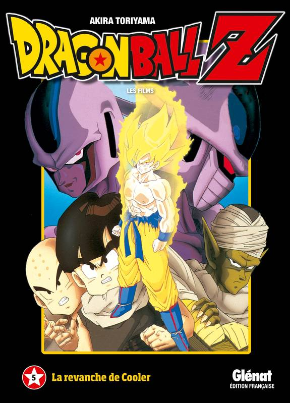 dragon ball z la revanche de cooler