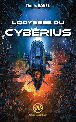 L'odyssée du Cybérius, Roman de science-fiction