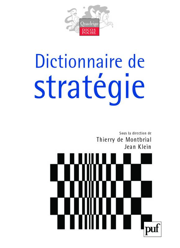 IAD - DICTIONNAIRE DE STRATEGIE