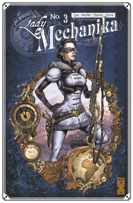 Lady Mechanika T3, Les Tablettes du destin