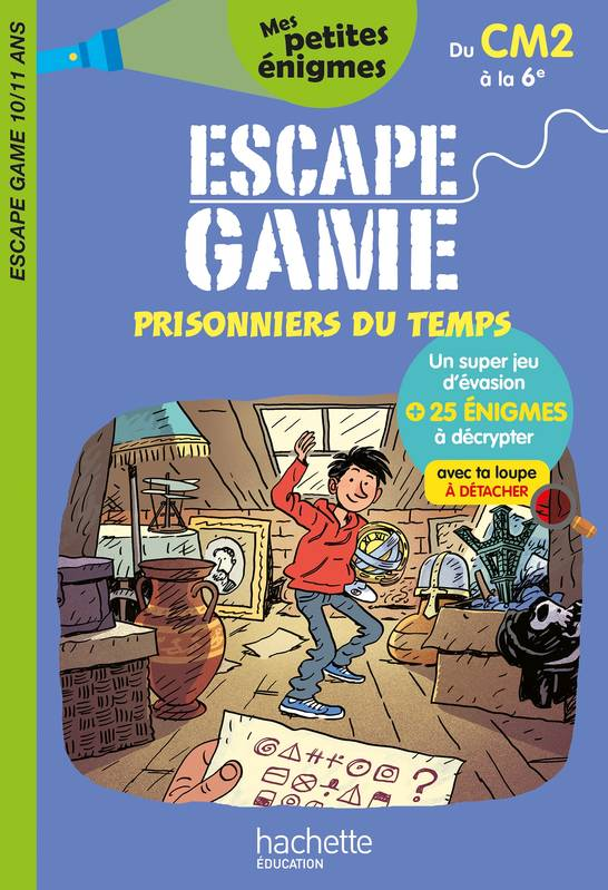 Escape game du CM2 à la 6e