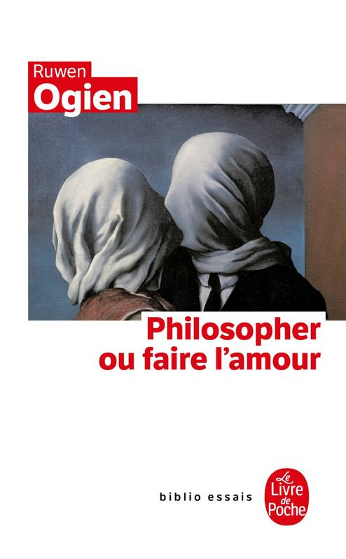 Philosopher ou faire l'amour, roman