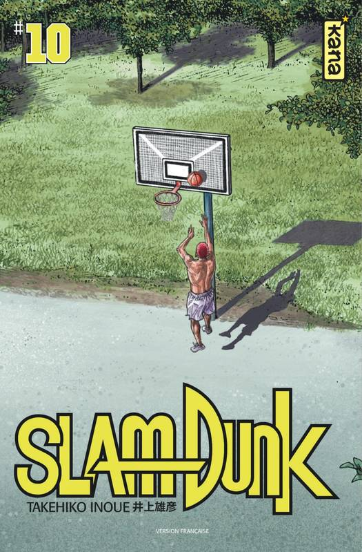 SLAM DUNK STAR EDITION - TOME 10