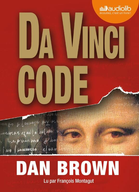 Da Vinci code, Livre audio 2 CD MP3 583 Mo + 577 Mo