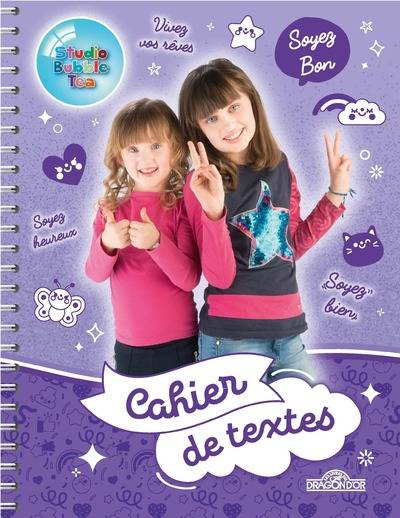 Studio Bubble Tea - Cahier de textes