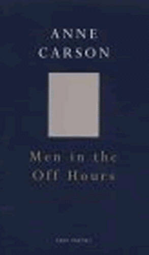 Men In The Off Hours