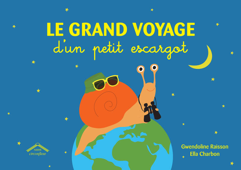 GRAND VOYAGE D'UN PETIT ESCARGOT (LE)