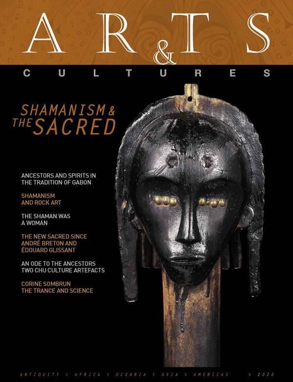 Arts & cultures n°21 - shamanism and the sacred, 2020 - English version