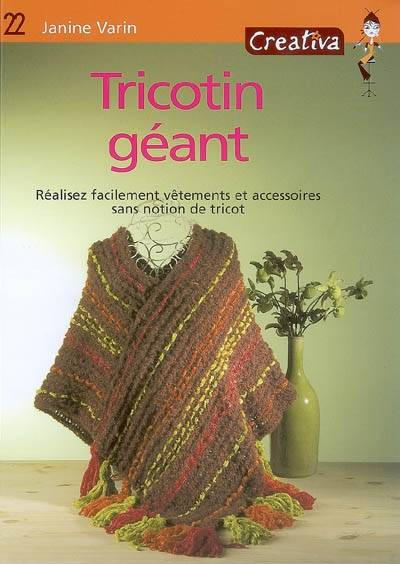 catalogue tricotin geant