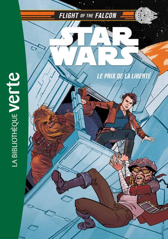 Star Wars : Flight of the Falcon 02 - Le prix de la liberté