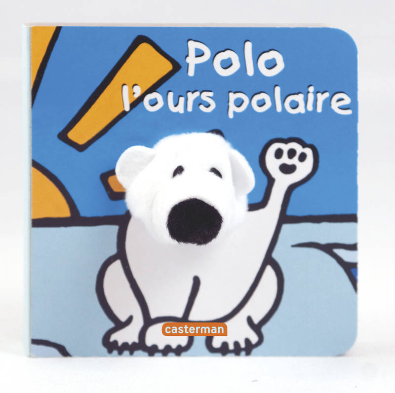POLO L OURS POLAIRE - BEBETES T23 -