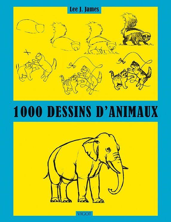 1.000 dessins d'animaux