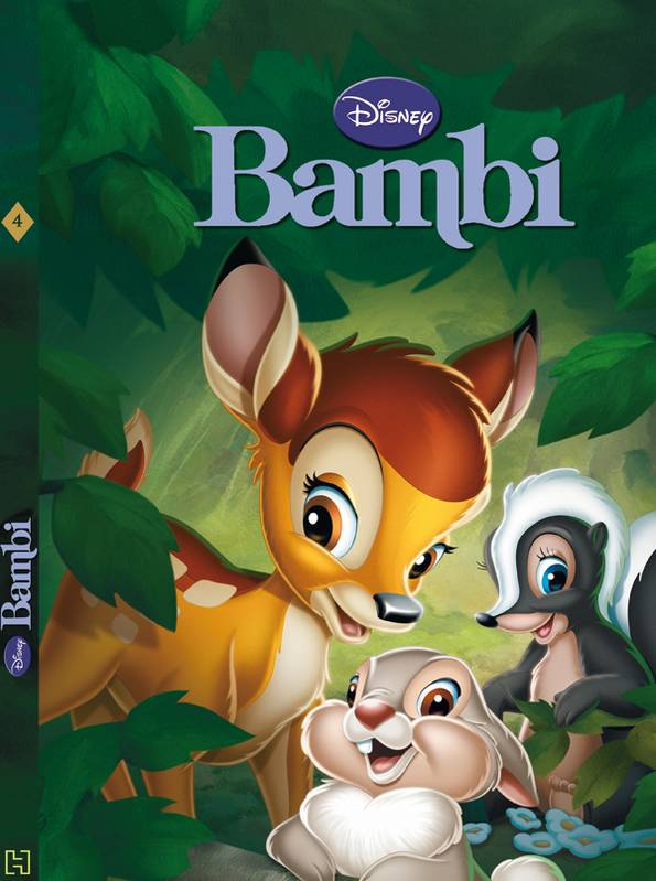 livre bambi disney cinema n e walt disney hachette jeunesse collection disney disney. Black Bedroom Furniture Sets. Home Design Ideas