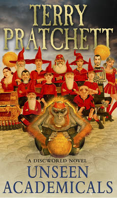 Unseen Academicals, (Discworld Novel 37)