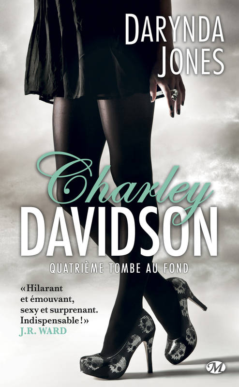 ebook quatri me tombe au fond charley davidson t4 darynda jones milady bit lit. Black Bedroom Furniture Sets. Home Design Ideas