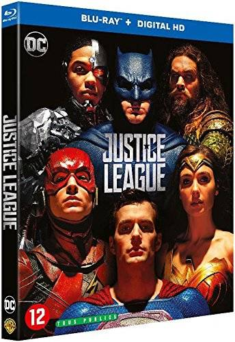 BLRA / Justice League / Ben Affleck  Henry C