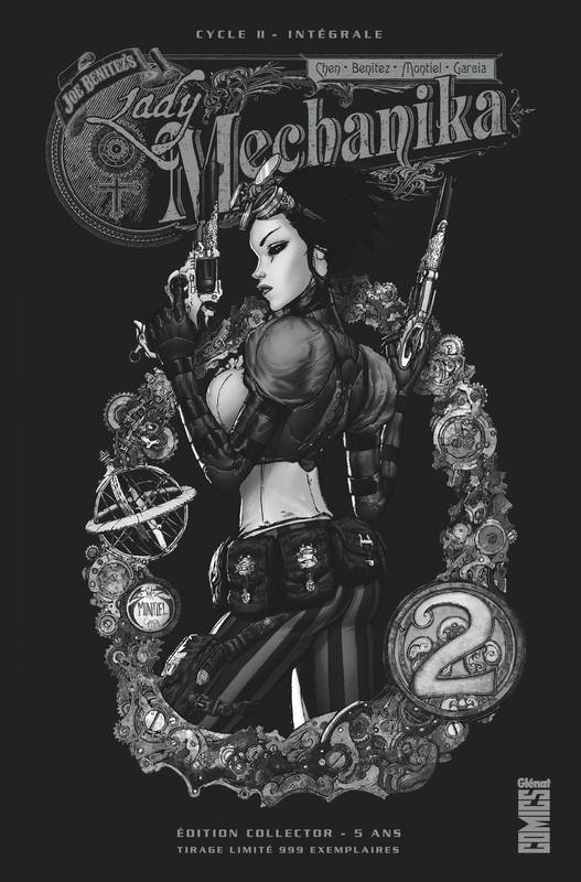 2, Lady Mechanika - Tome 02 - Édition collector 5 ans