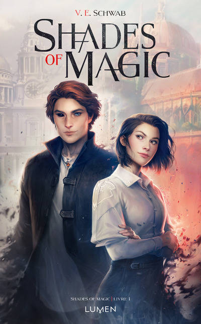 SHADES OF MAGIC - TOME 1 - 01