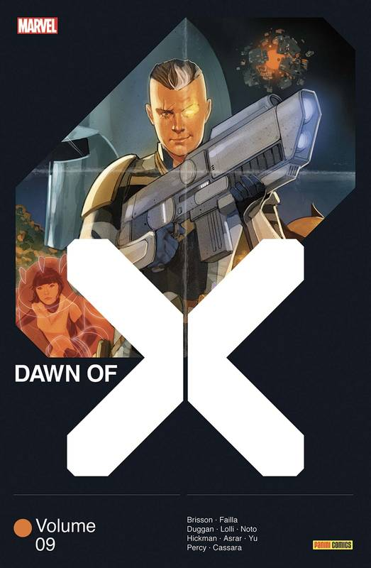 Dawn of X Vol. 09
