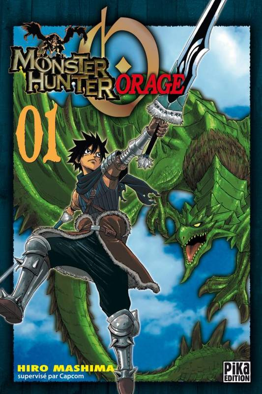 01, Monster Hunter Orage T01