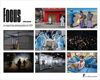 Focus / le regard des photographes de l'AFP : 2020