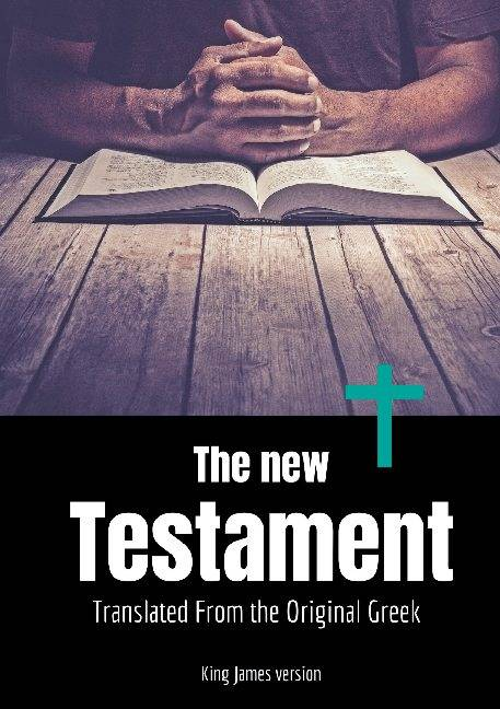 The New Testament: the second division of the Christian biblical canon discussing the teachings and person of Jesus, as well as events in first-century Christianity.