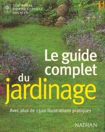 livre le guide complet du jardinage christopher brickell nathan jardin 9782092607442 la. Black Bedroom Furniture Sets. Home Design Ideas