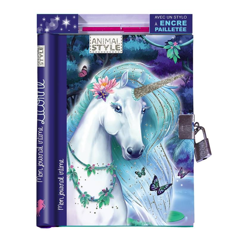 Animal Style - Journal intime Licorne 2019
