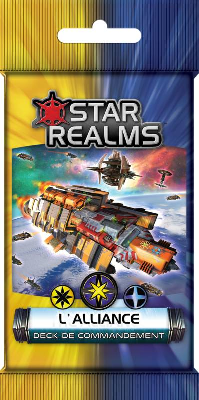 Star Realms - Deck de Commandement - L'Alliance