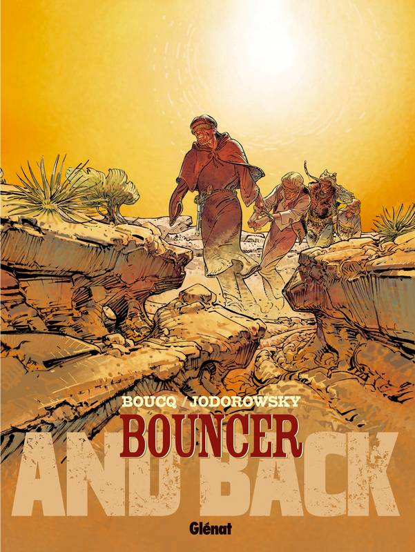 9, Bouncer - Tome 09, And back