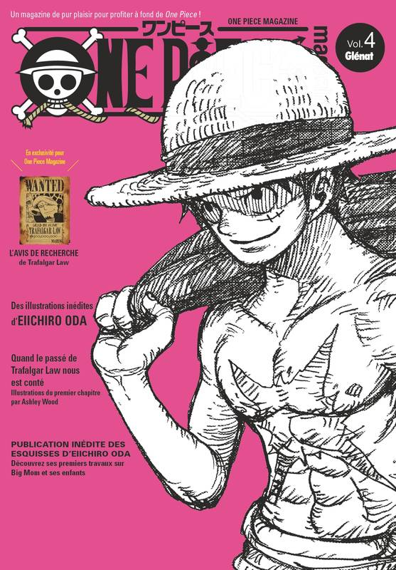 One Piece Magazine - Tome 04