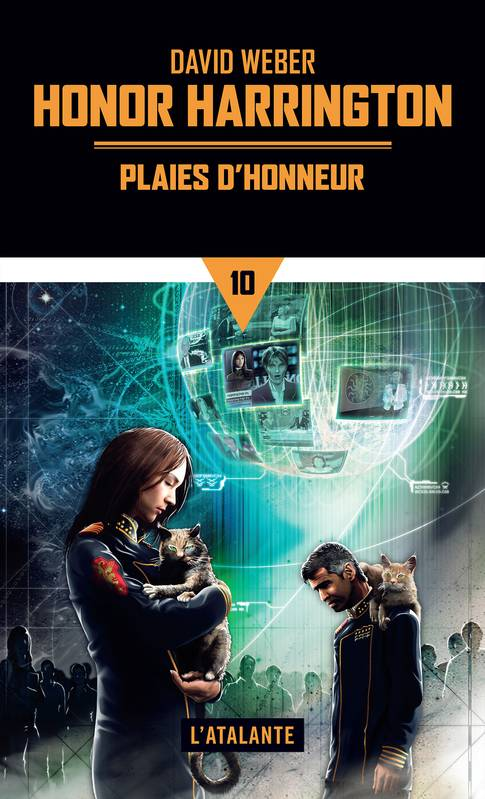 Plaies d'honneur, Honor Harrington, T10