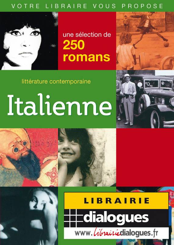 Littérature contemporaine italienne